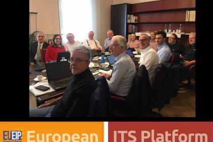 The European ITS Platform want to step forward in concrete results. Sina